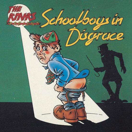 Schoolboys In Disgrace ((Reissue)