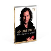 CD cover van Welcome To My World (Part One) van Rieu, André