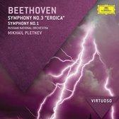 Symphonies Nos. 1 & 3 - Eroica (Virtuoso)