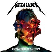 CD cover van Hardwired To Self Destruct van Metallica