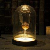 Harry Potter Golden Snitch stolplamp