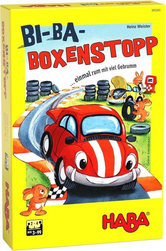Afbeelding van het spel HABA Spiel - Bi-Ba-Boxenstop (Duits)