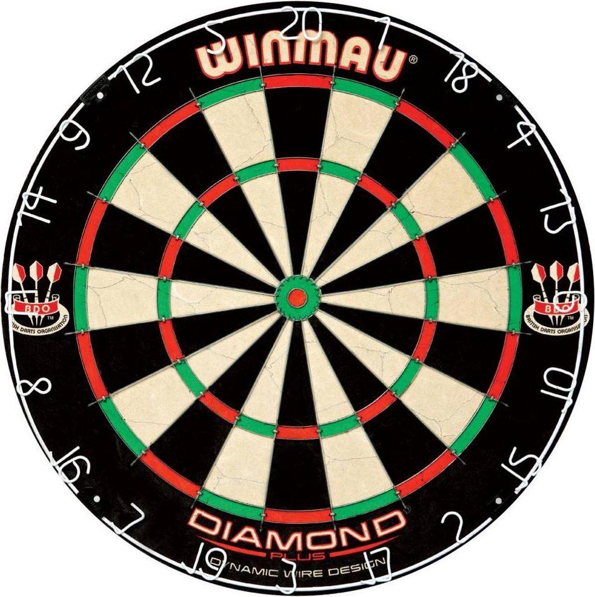 Dartbord Winmau Diamond wired