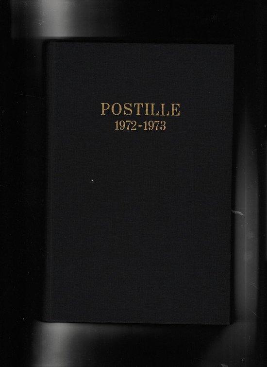 1972-1973 Postille - Werkgroep kerk en prediking |