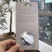 The Gift Of Nothing -  voor de persoon die alles al heeft! - niks cadeau cadeautje