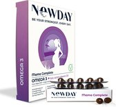 NewDay® Mama Complete • Omega-3 • Foliumzuur • Vitamine D • Zwangerschap