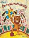 Afbeelding van het spelletje Kinderboeken Boycott Dieren - De omgekeerde wereld 3+