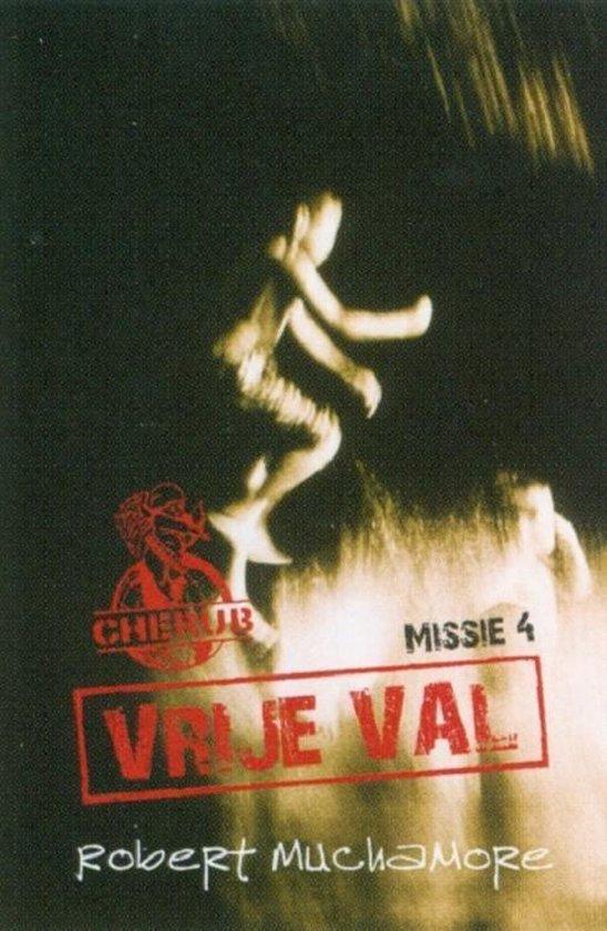 Cherub (04): vrije val - Robert Muchamore |