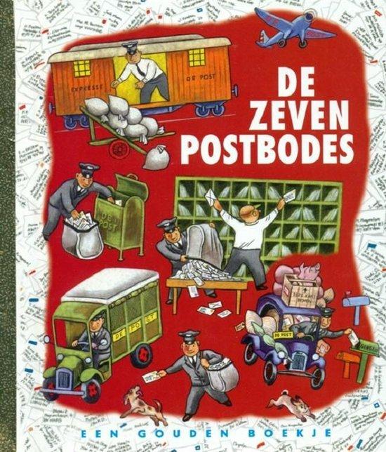 Gouden Boekjes - De Zeven Postbodes - M. Wise Brown |