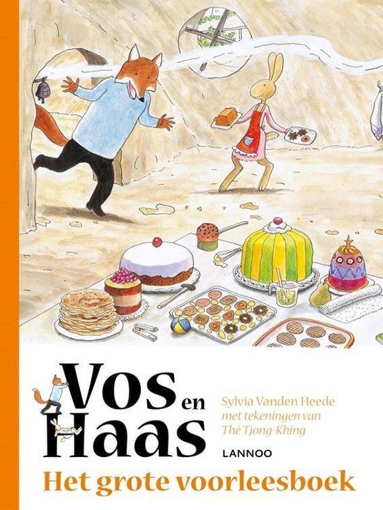 Het grote voorleesboek van Vos en Haas - Sylvia Vanden Heede | Fthsonline.com