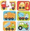 Afbeelding van het spelletje Goki Mini puzzle, vehicles