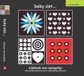 Afbeelding van Baby Ziet... - Kijkboek met spiegeltje 0-6 maanden