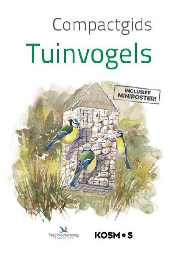Compactgids - Tuinvogels - Bloomsbury |