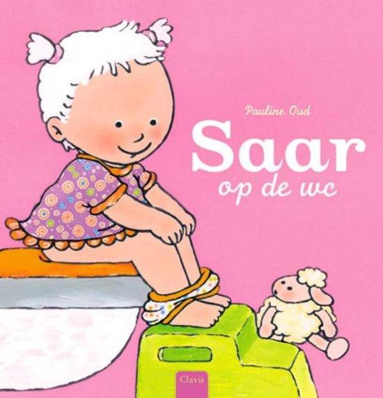 bol.com | Saar op de wc, Pauline Oud | 9789044813906 | Boeken