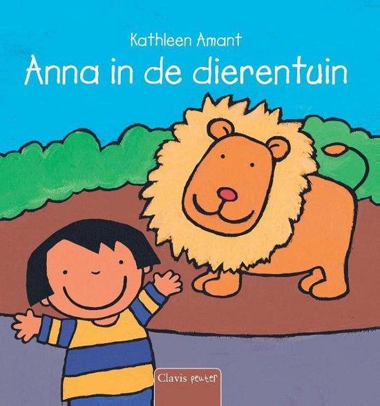 Anna in de dierentuin - Kathleen Amant |