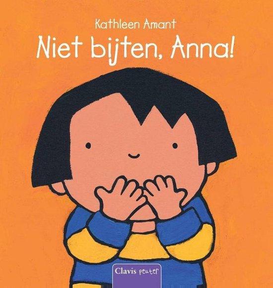 Niet bijten, Anna! - Kathleen Amant |