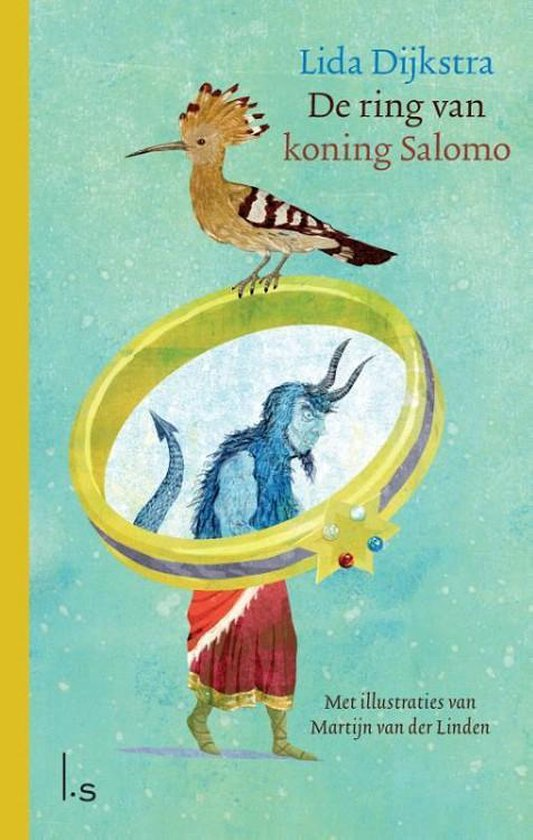 De ring van koning Salomo - Lida Dijkstra | Readingchampions.org.uk