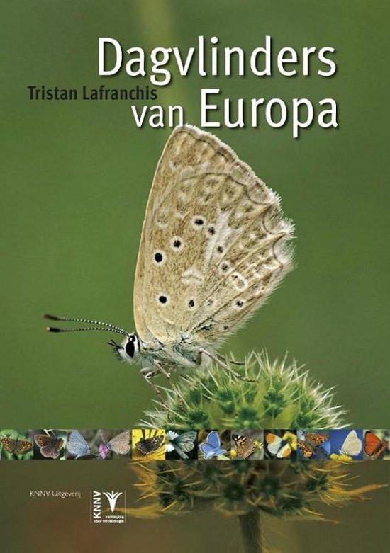 Dagvlinders van Europa - Tristan Lafranchis |
