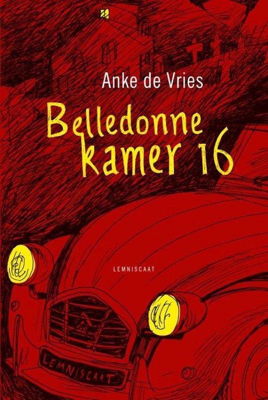 Belledonne kamer 16 - Anke Vries  