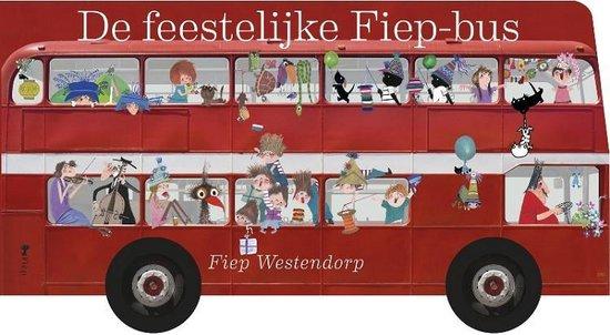 De feestelijke Fiep-bus - Fiep Westendorp  