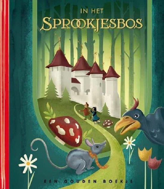 Afbeelding van Gouden Boekjes - In het Sprookjesbos