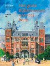 Boekomslag van 'Het grote Rijksmuseum voorleesboek'