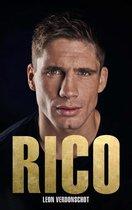 Boek cover Rico van Leon Verdonschot
