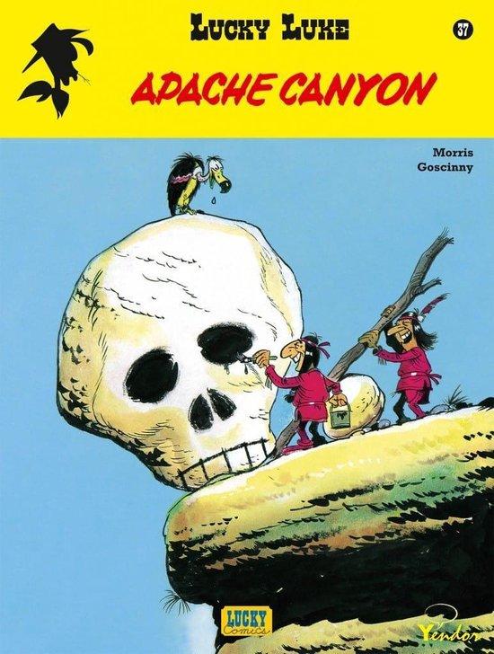 Lucky luke 37. apache canyon - Morris |