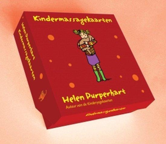 Kindermassagekaarten - Helen Purperhart  