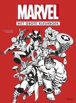 Marvel - Het grote kleurboek