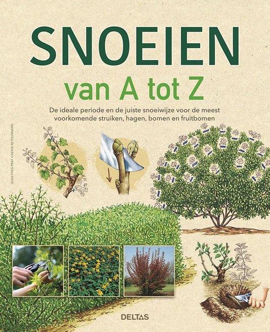 Boek cover Snoeien van A tot Z van Jean-Yves Prat (Onbekend)