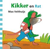 Boek cover Kikker en Rat van Max Velthuijs