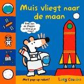 Muis - Muis vliegt naar de maan