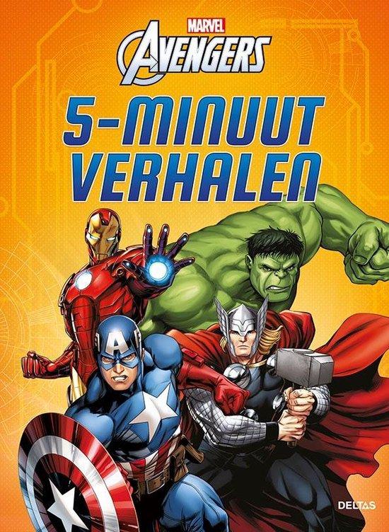 Avengers 5-minuutverhalen - Marvel | Readingchampions.org.uk