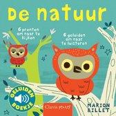 Boek cover De natuur van Marion Billet