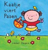 Boek cover Kaatje  -   Kaatje viert Pasen van Liesbet Slegers