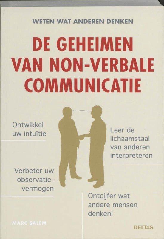 De geheimen van non-verbale communicatie - M. Salem   Fthsonline.com