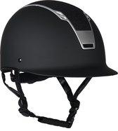 Horka safety helmet sparrow black/silver S/M