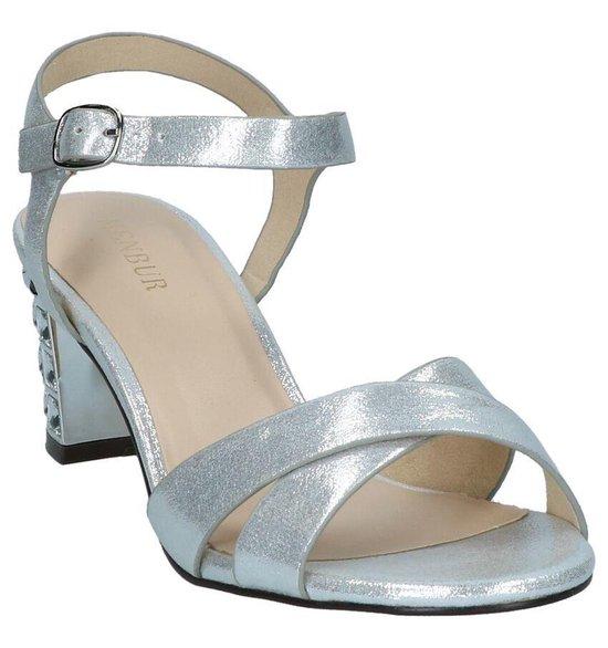 Zilveren Sandalen Menbur Dames 36 vg4oYo
