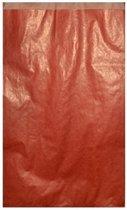Papieren zakken met v-bodem 250 stuks rood (300x80x490mm)
