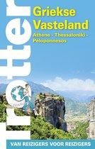Trotter  -   Griekse vasteland