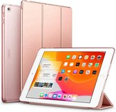 YONO iPad 2019 Hoes – 10.2 inch – Flip Cover Case – Rose Gold