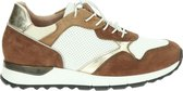 Mjus dames sneaker - Wit multi - Maat 42