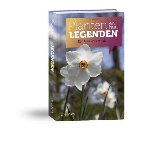 Planten en hun legenden - Jurrie Meulenhoff  