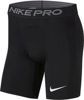 Nike Pro 3  Sportbroek - Maat M  - Mannen - zwart