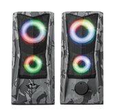 GXT 606 Javv - Speaker Set - 2.0 - RGB