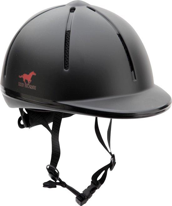 Red Horse Cap of hoed Kids maat XS/S