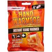 Handwarmers - Hot - Masterplast - Warmers 4 stuks - 4-pack