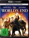 The World's End (Ultra HD Blu-ray & Blu-ray)