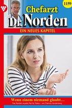 Chefarzt Dr. Norden 1159 – Arztroman